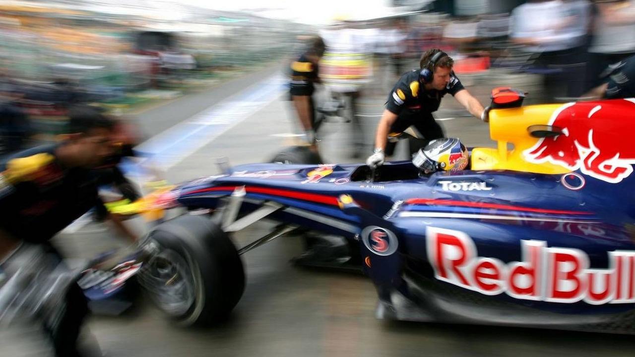Sebastian Vettel (GER), Red Bull Racing, Australian Grand Prix, 26.03.2010 Melbourne, Australia