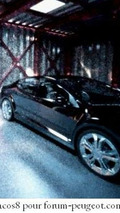 Peugeot 408 First Spy Photos Surface