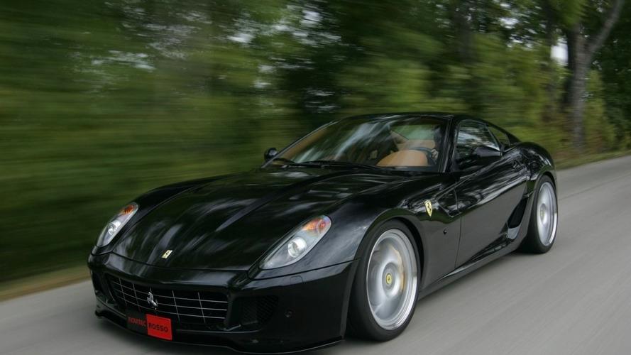 Novitec Rosso 599 GTB Fiorano Bi-Kompressor Makes 808 hp