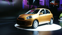 All-New 2011 Nissan Micra Global Car Revealed in Geneva