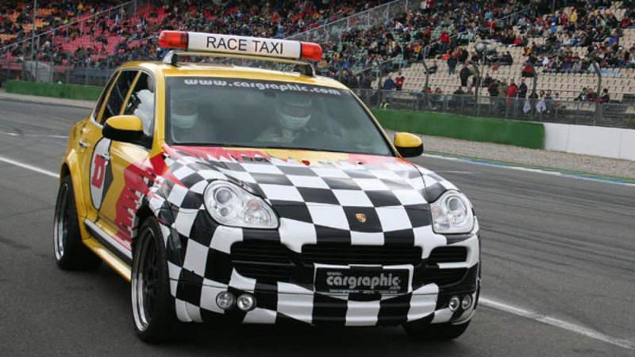 2006 Cargraphic Cayenne race taxi, 800, 11.05.2010
