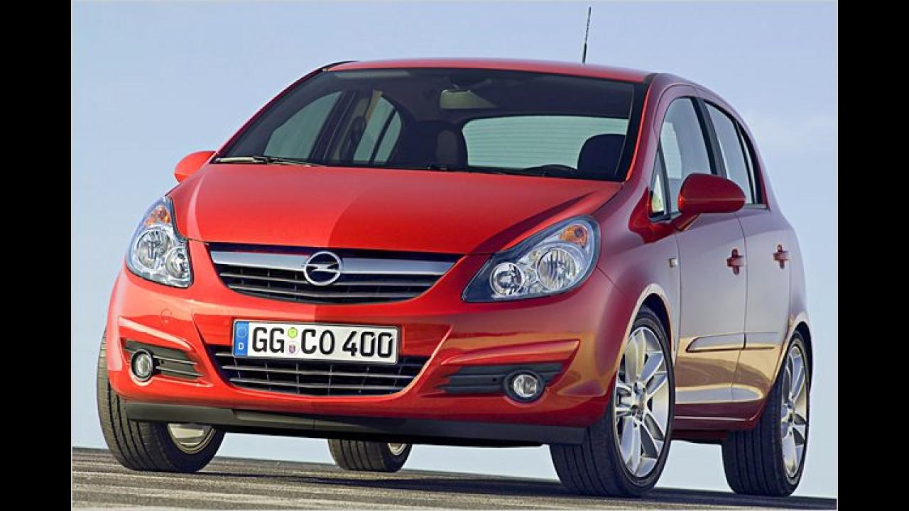 Fixe Tricks: Der neue Opel Corsa
