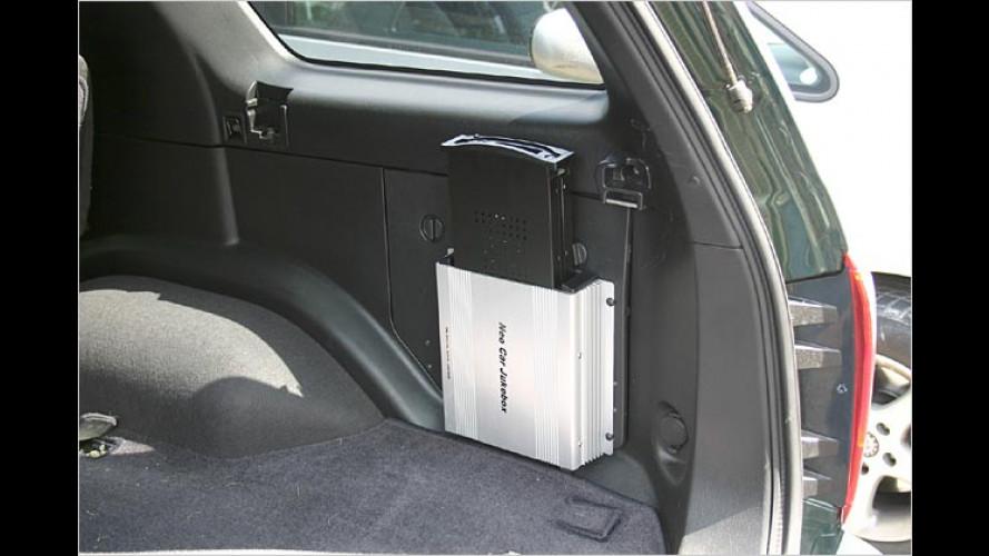 MP3-Jukebox Neo 35: Die Alternative zum CD-Wechsler