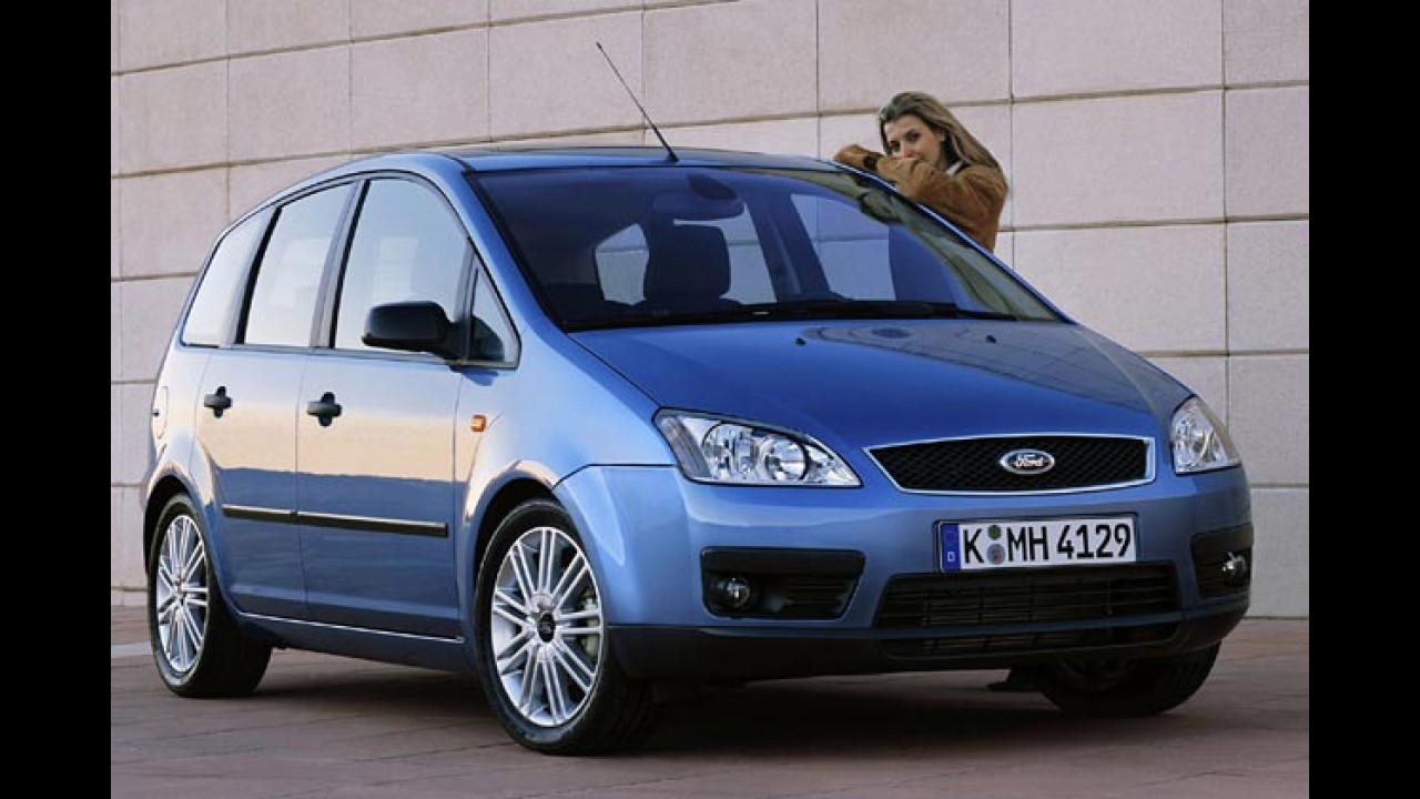 Erdgas-Minivan