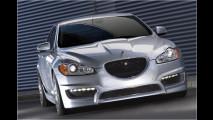 Arden dopt den Jaguar XF