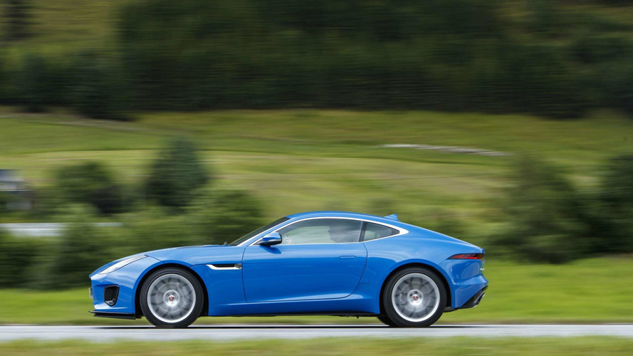 Jaguar F Type 2.0-litre