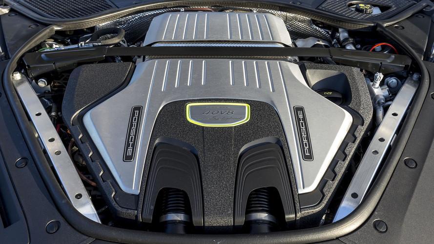 Porsche High-Performance Engine Under Development