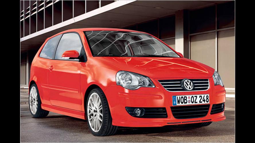 Volkswagen Original Zubehör: Individualisierung für den Polo