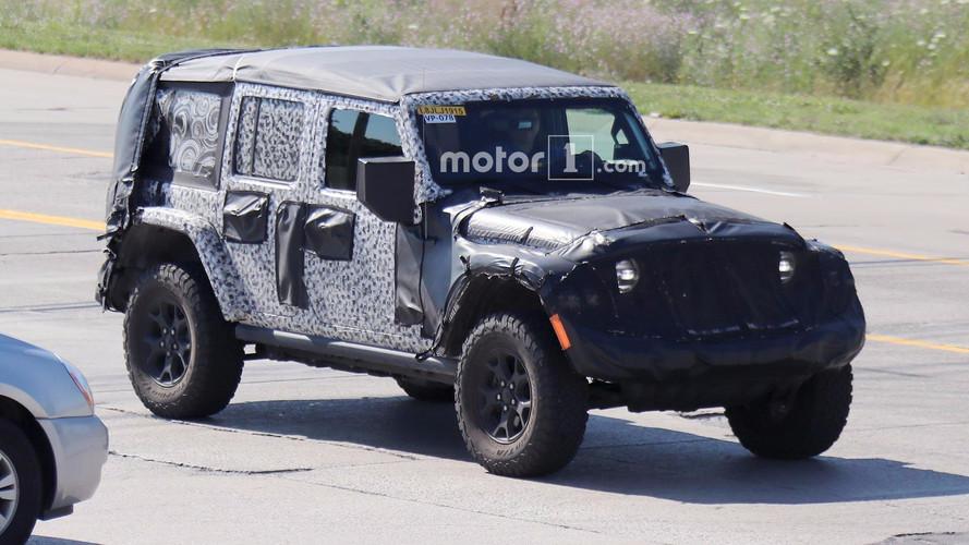 Jeep Wrangler 2018: el TT definitivo se renueva