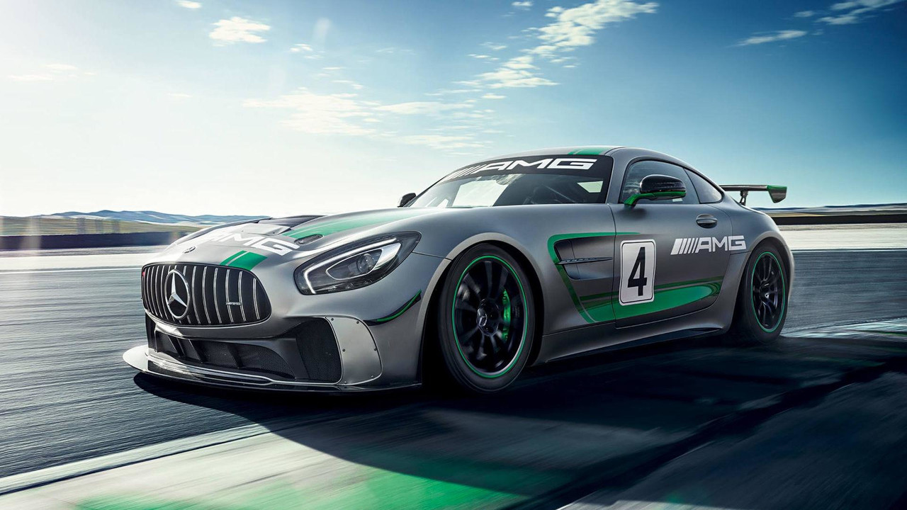 mercedes amg gt4 is one mean racing machine. Black Bedroom Furniture Sets. Home Design Ideas