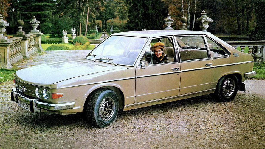 Czech Brand Tatra Could Be Resurrected With Retro Styled Model