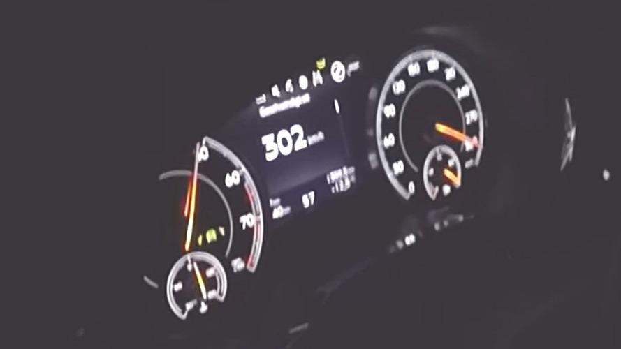 Watch a Bentley Bentayga blast to 187 mph