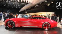 Concept Mercedes-Maybach Vision 6 Mondial de l'Automobile