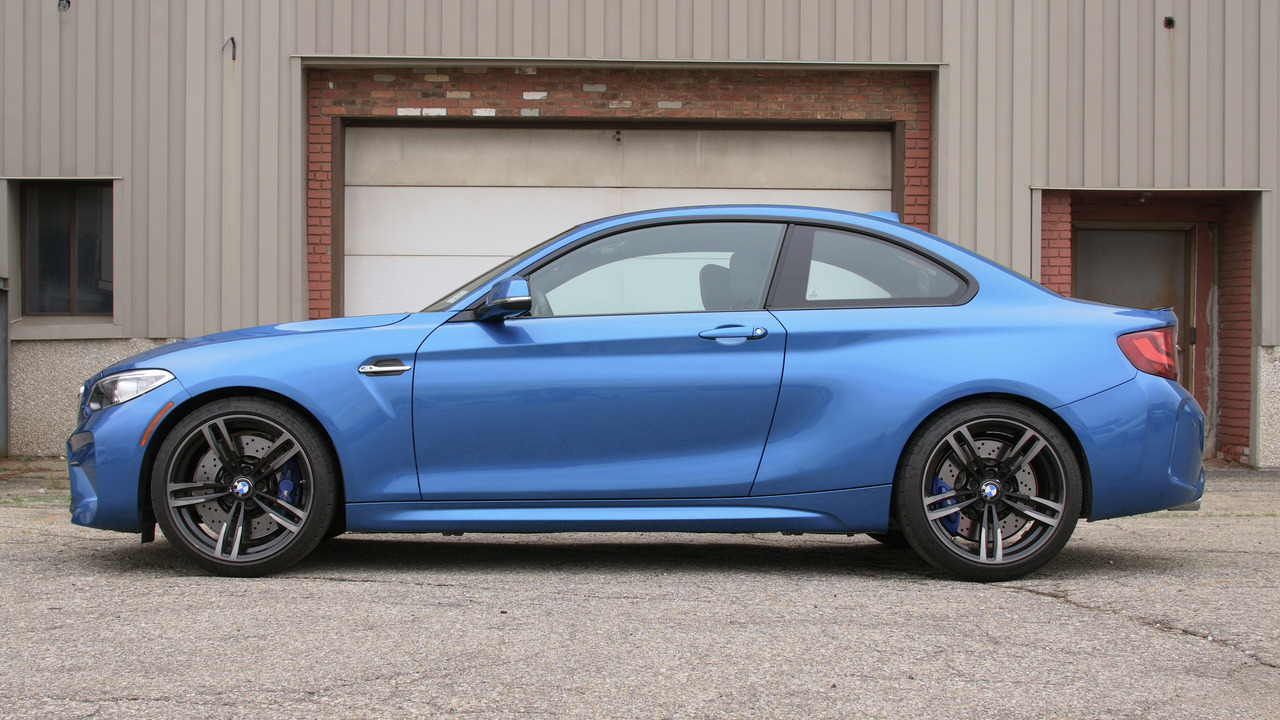 2016 BMW M2 | Why Buy? Headliner