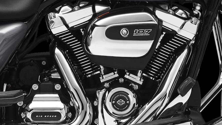 Harley-Davidson Milwaukee-Eight engine