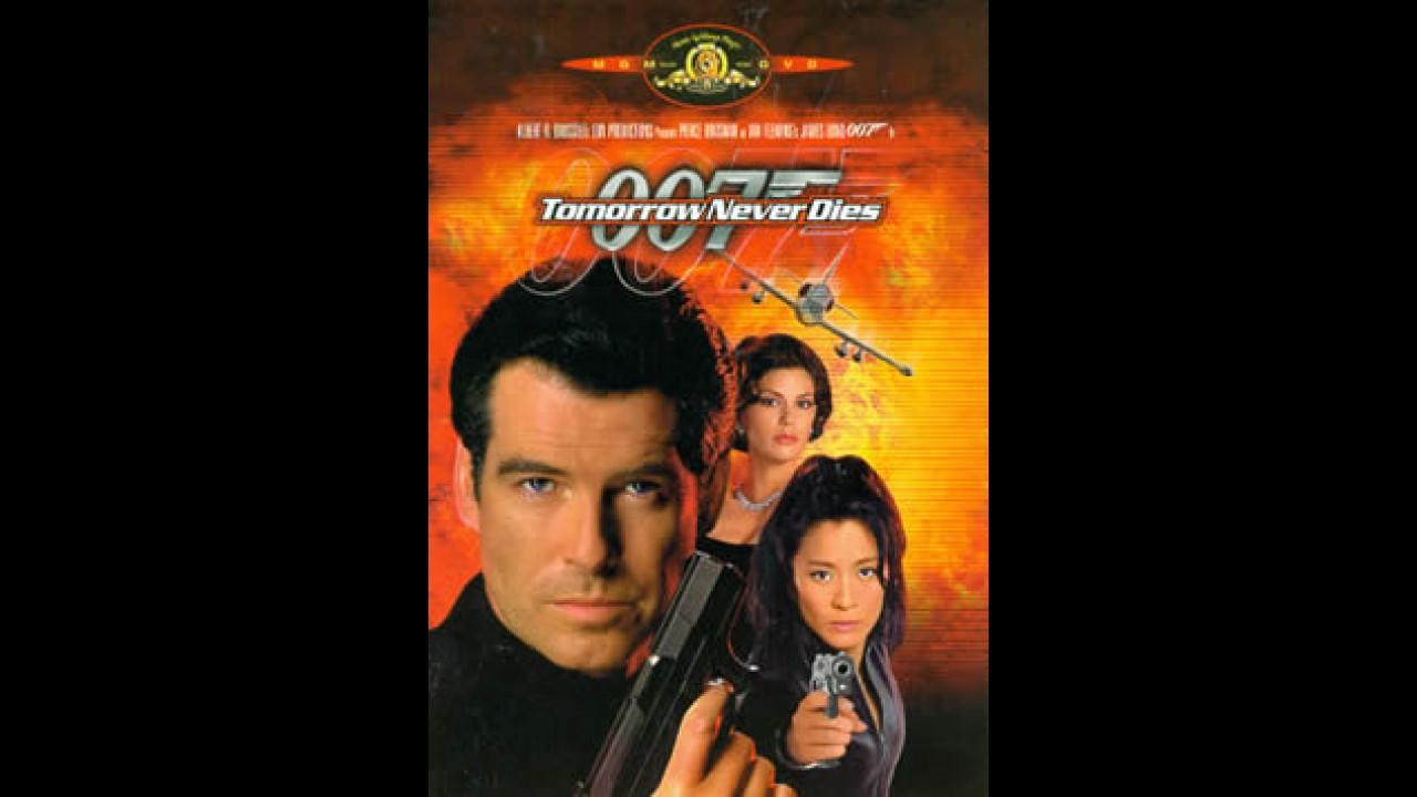 Vectra Elite com James Bond - Ex-agente 007 vem ao Brasil gravar comercial