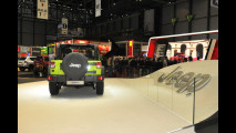 Jeep al Salone di Ginevra 2012