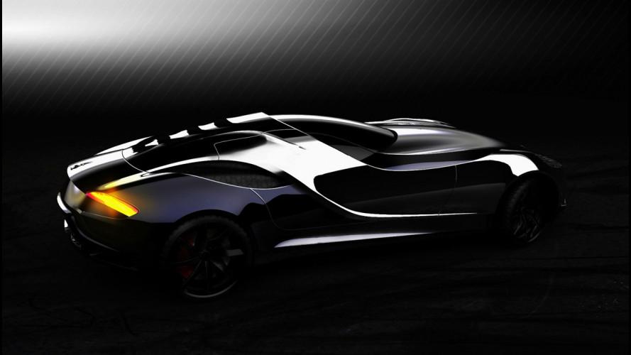Il design italiano al Qatar Motor Show
