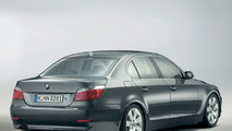 BMW 5 Series sedan with xDrive