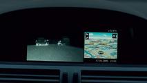 BMW Night Vision split-screen mode