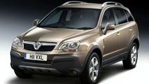 Vauxhall Antara Crossover SUV