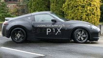 Nissan 370Z Spy Photos